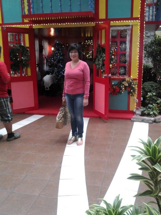 Baguio City with kids for Christmas